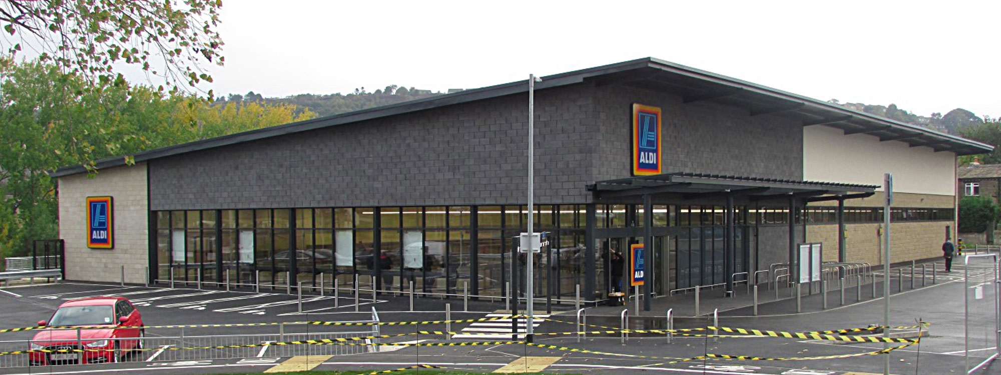 Aldi Stores Limited: party wall works